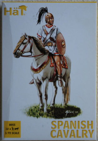 HaT 1/72 HAT8055 Spanish Cavalry (Ancients)
